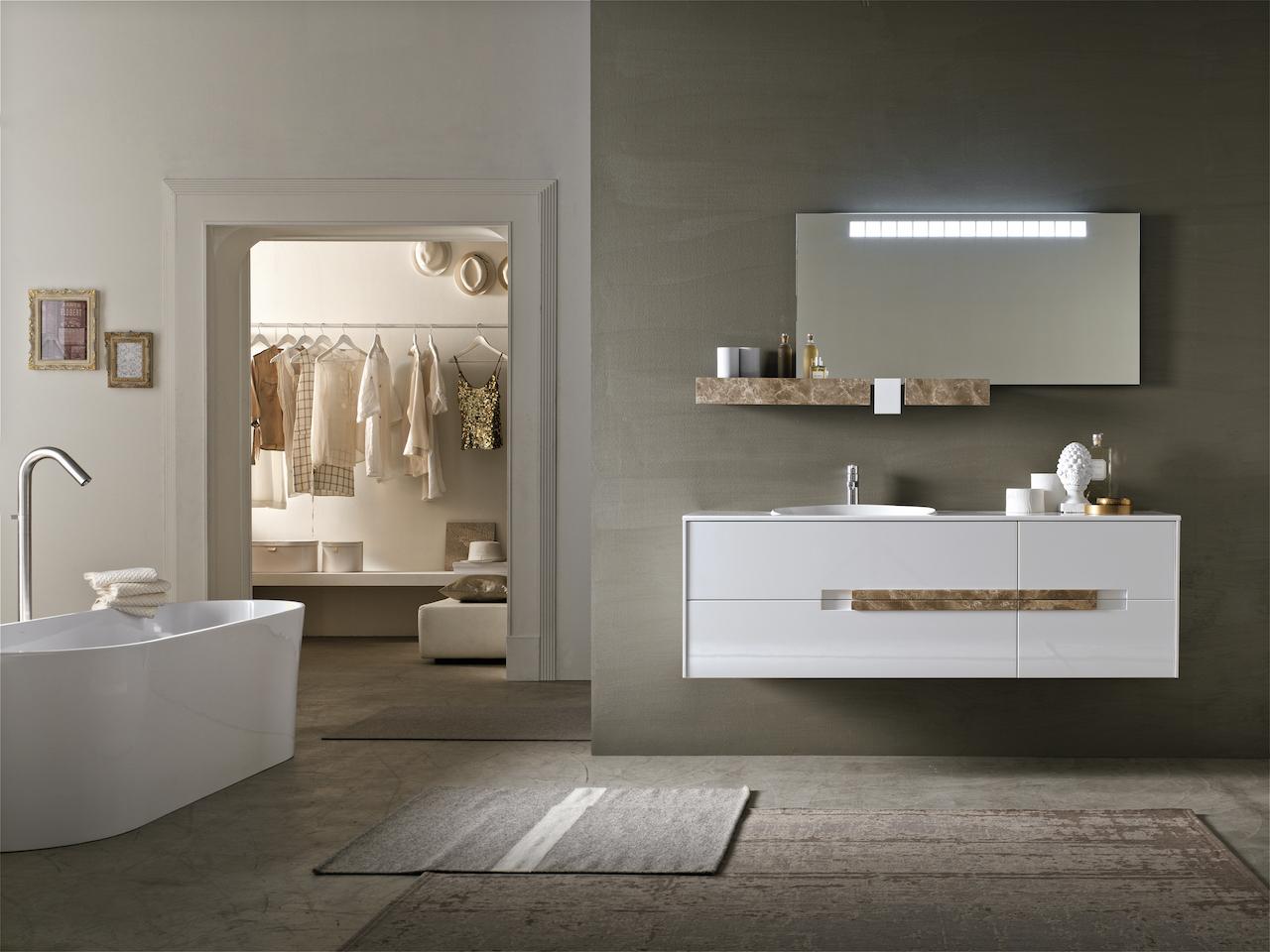Artebagno arredo bagno taranto - Ceramiche bagno moderno ...